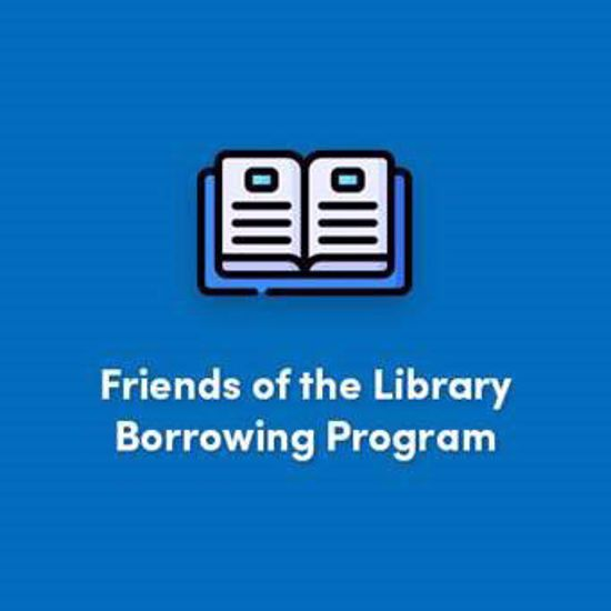Picture of Friends of the University Libraries Borrowing Program